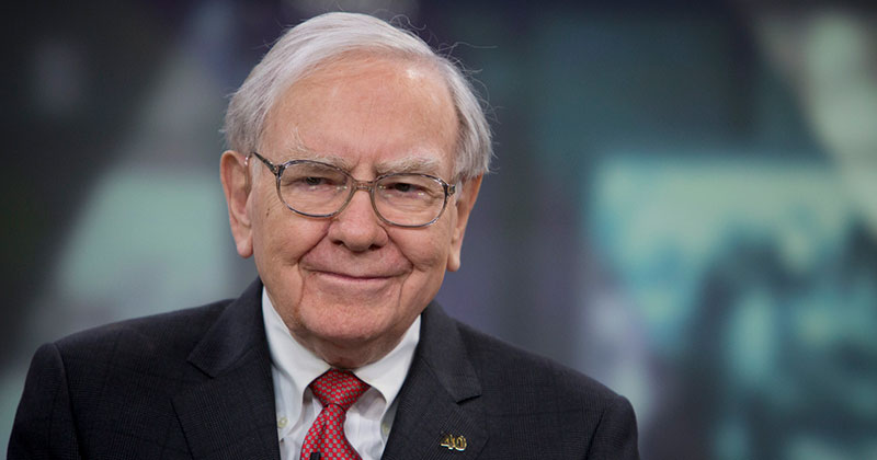 Buffett's Advice to Layman Investors: Keep It Simple and Keep It Cheap